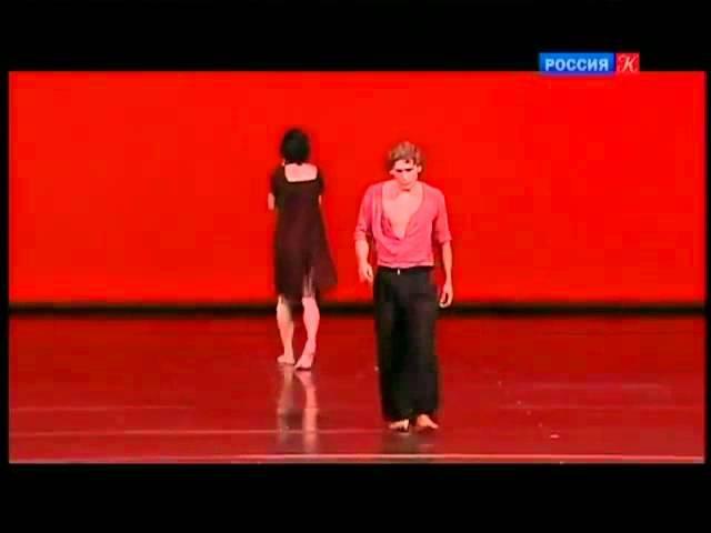 Natalia Osipova and Ivan Vasiliev Serenata Cantata