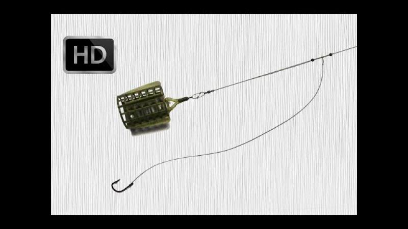 Вертолет и два узла Техника изготовления фидерного монтажа HD