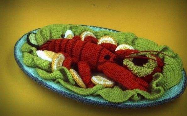 #handmade #вязание #foodporn