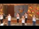 Наш танец на осенний бал:)6Г