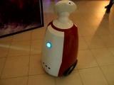 Робот Маша (R.Bot 100) выделывается