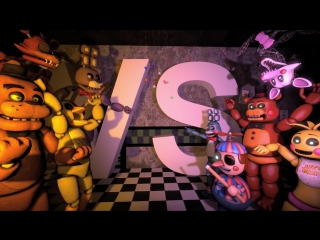 [SFM-FNAF] Five Funky Night's at Freddy's 2