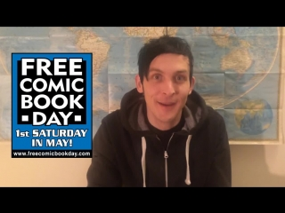 Free Comic Book Day - 2015