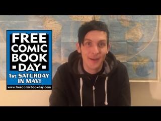 Free Comic Book Day - 2015