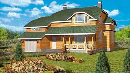 Проект дома на маленьком земельном участке