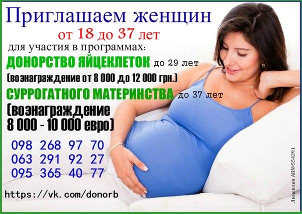Приглашаем доноров спермы в москве