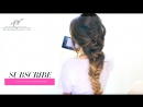 LAZY Girls French Fishtail BRAID Hairstyle ★ Cute SCHOOL Hairstyles