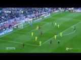 Барселона - Вильярреал 3-0 ( 8.11.15 ) Чемпионат Испании Обзор Матча