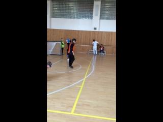 ПР 2015 Игра за 3-4 место Липецк - Мос. область (д) 1 тайм