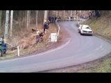 Lavanttal Rallye 2013 - Crazy Audi quattro drift