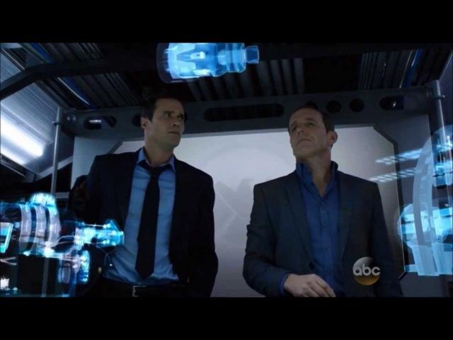 Agents of S.H.I.E.L.D. - Ward Coulson Funny Scene (HQ)