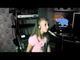 Алина Кукушкина - Песенка про следы (Маша и медвед) - Исполняет Алина Кукушкина