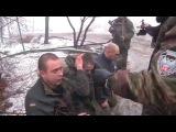 Украина война зачистка Разгром киборгов Углегорск Эксклюзивные кадры 18+видео боя захвачены в плен