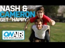 Nash Grier Cameron Dallas Dance To Happy | On Air with Ryan Seacrest