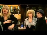 Watch Emmerdale - Catfight between Chas and Eve @ The Woolpack