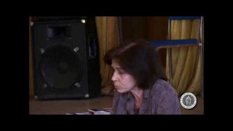 Чем занимаются жиды в СМИ - Четверикова о Соловьёве