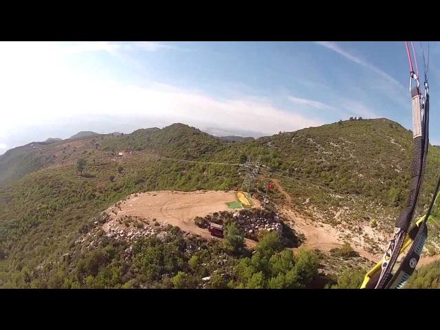 Paragliding Alanya 2012