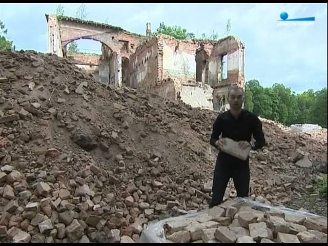 Исчезающий памятник. Ропшинский дворец на грани уничтожения
