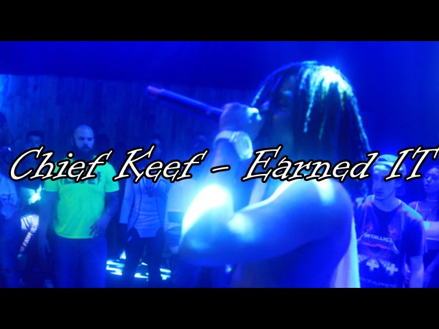 Chief Keef Performs Earned It Live Dallas TX