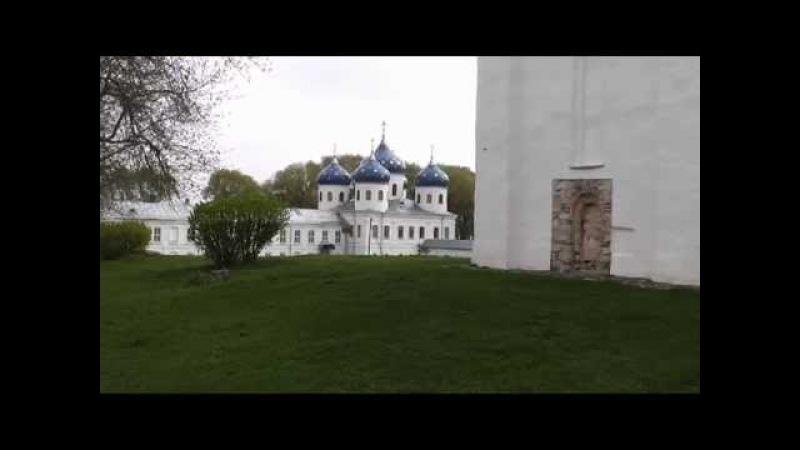 Монастыри Новгородской области