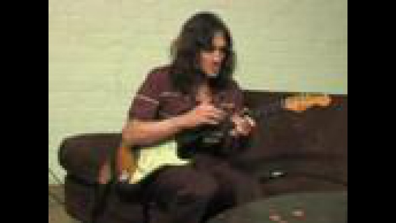 John Frusciante - Guitar Lessons (Under the Bridge)
