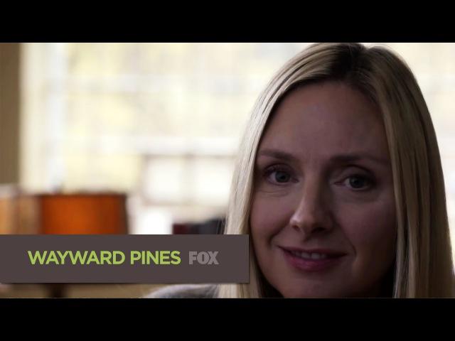 WAYWARD PINES | Where Is Home? | FOX BROADCASTING