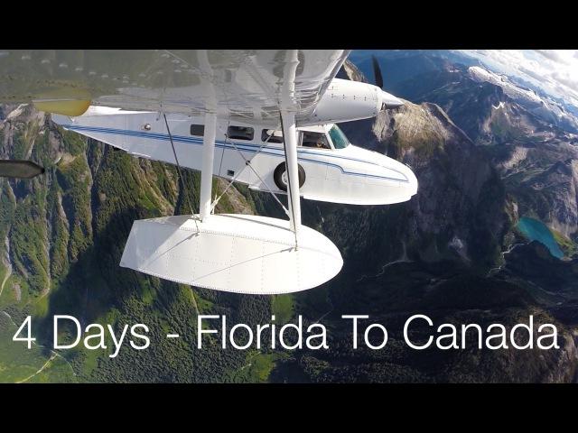 Jobs Don't Get Better - Flying A 1943 Grumman Widgeon To Canada