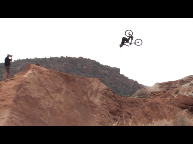Red Bull Rampage 2015 Andreu Lacondeguys 2nd Place Run