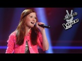 Kaitlyn - Skinny Love (The Voice Kids 3 The Blind Auditions)