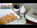 Krispy Kreme Doughnuts & Coffee Tutorial : How To Make Miniature Polymer Clay Dessert