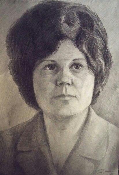 Портреты карандашом на заказ не