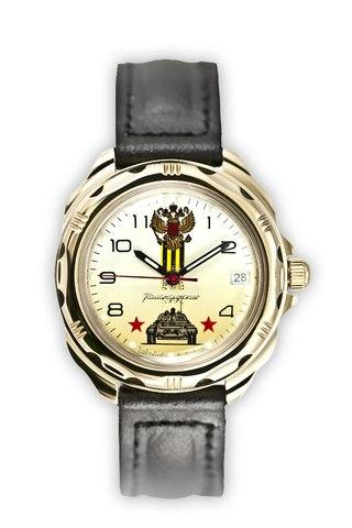 Часы мужские механические командирские восток vk