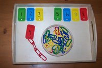Математическое пособие для дошкольников своими руками