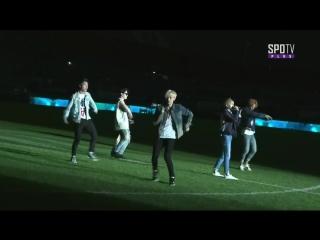 [150717] BEAST - 12:30 & Beautiful Night @ K-League All-Star Game