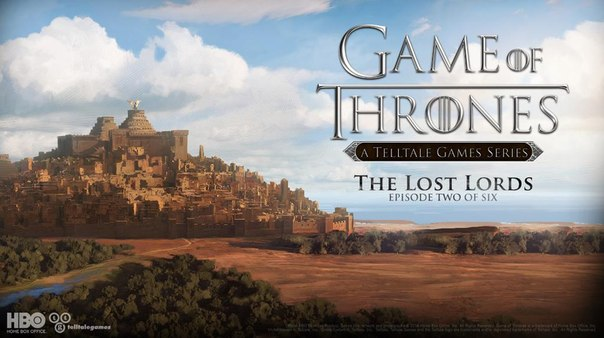 Русификатор для Game of Thrones Video Game Episode 2 The Lost Lords