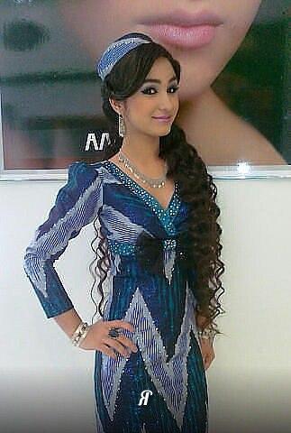 Uzbek Qizlari. .