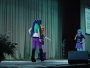 Meigara, Надин Иная, Vlada Black (Самара, Пенза) - Adajio Dazzle, Sonata Dusk, Aria Blaze (My Little Pony Equestria Girls: Rainb