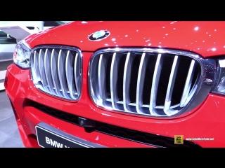 BMW X4 35d xDrive M Sport Package