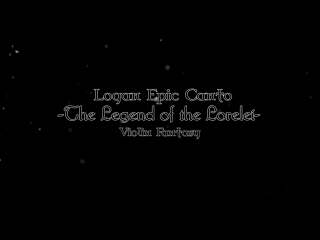 Logan Epic Canto-The Legend of the Lorelei