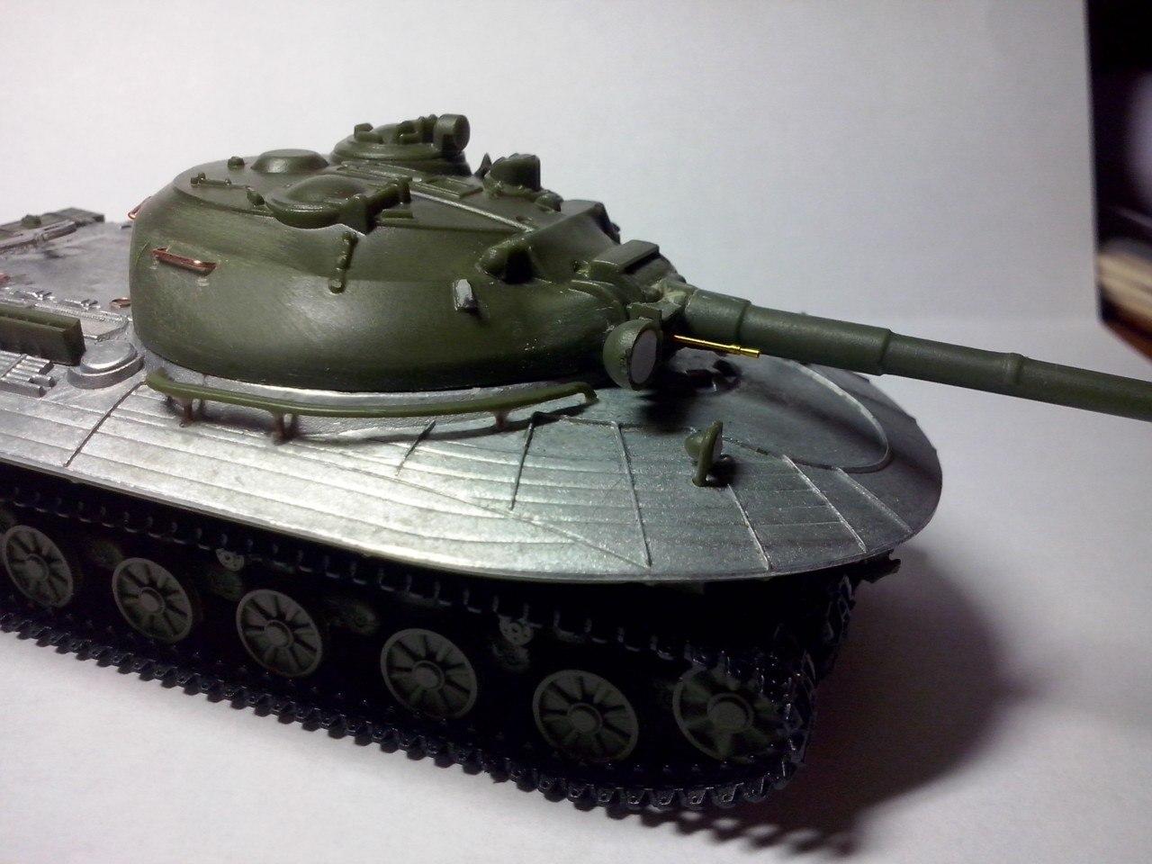 Танки Мира. Коллекция №13 Советский тяжелый экспериментальный танк Объект 279