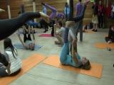 Фестиваль Акро-йоги на Алтае. Акроолимпик. Baby Ninja Star