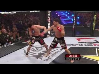Ник Диаз - Кей Джей Нунс 2 ||| Nick Diaz vs.  K.J. Noons