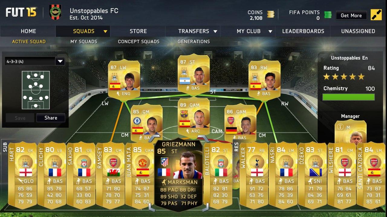 ������ ������� Origin � FIFA 15 (������ ������+�����+��������� ������)