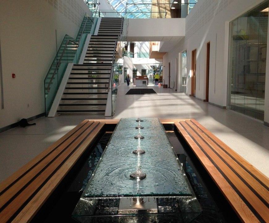 Вода в интерьере квартиры