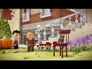 Le petit Nicolas. 06 - Bonbon/ Маленький Николя