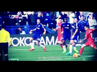 шикарный гол Коутиньо в ворота Челси | vk.com/footreviews