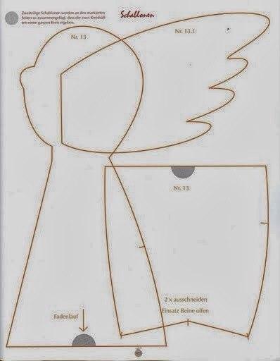 Рождественский ангел своими руками тильда - Stels-benelli.RU
