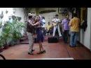 Son Cubano Tradicional - Onel and Yalenis at Patio de Los Dos Abuelos, Santiago de Cuba