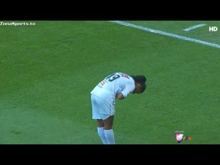 Segundo Gol Ronaldinho - America vs Queretaro 0-4 Liga MX 18-04-2015 HD