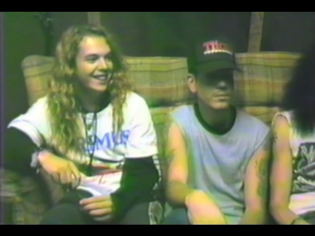 SEPULTURA: 1989.11.30 - Sundance, Bayshore, N.Y [SemiPRO]